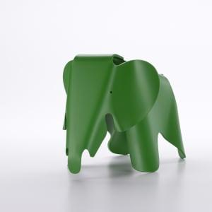 vitra eames elephant liten grønn