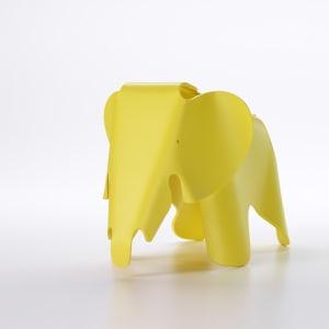 vitra eames elephant liten gul