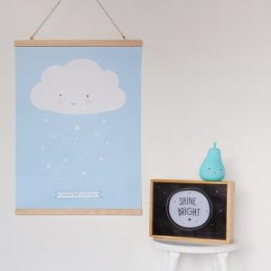 a little lovely company plakat 50x70 sky