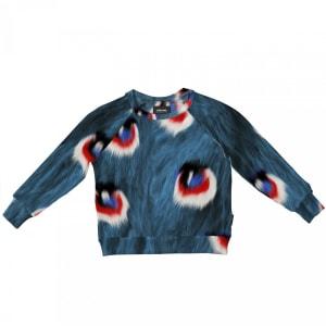 Snurk genser peacock fur