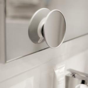 Bosign speil med sugekopp
