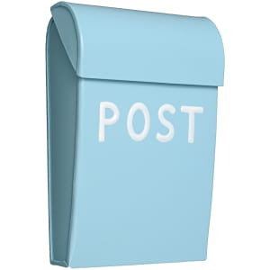 bruka design postkasse mini mint