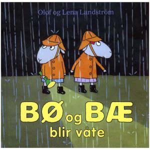 samlaget bok bø og bæ blir våte