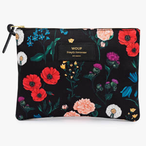 wouf pouch blossom stor