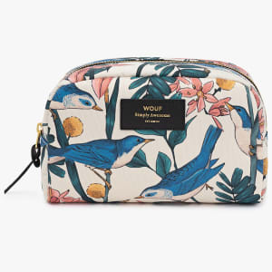 Wouf beauty bag birdies stor