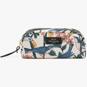 wouf beauty bag birdies liten