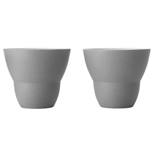 Vipp 202 kaffekopp grå