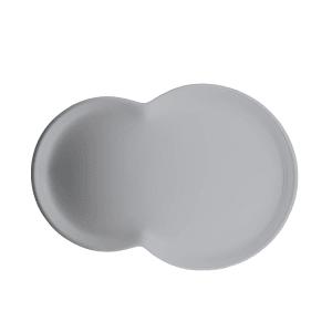 Vipp 214 tallerken grå