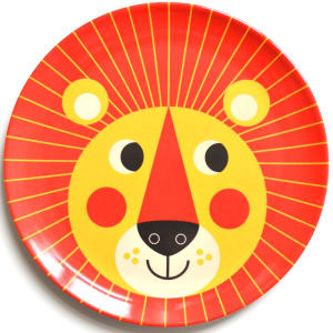 OMM design tallerken løve