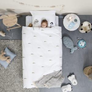 snurk sengetøy arctic friends