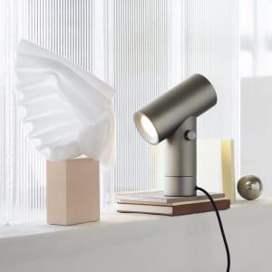 muuto beam lampe aluminium