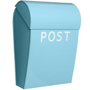 bruka design postkasse mint