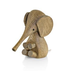 Lucie Kaas elefant røykt eik