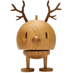 Hoptimist Reindeer Bumble Large Eik