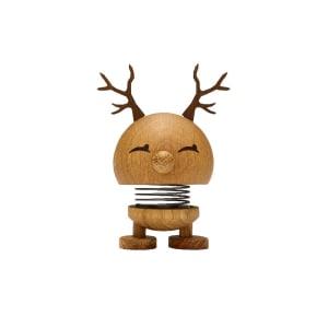 hoptimist reindeer baby bimble eik
