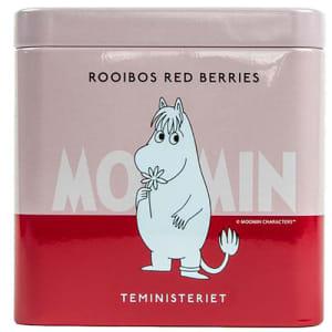 teministeriet moomin rooibos te røde bær