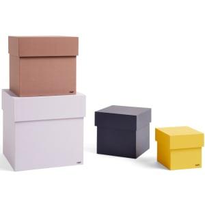 hay box box sett/4 lavender