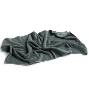 hay frotte håndkle 50x100 mørk grønn