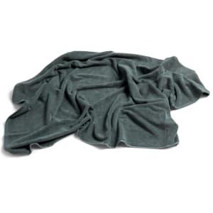 hay frotte håndkle 100x150 mørk grønn