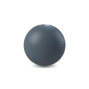 Candlestick Ball 10cm midnight blue Cooee