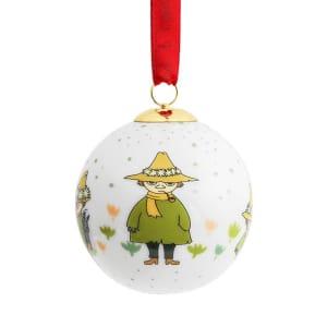 porsgrund julekule snusmumriken