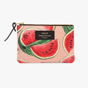 wouf pouch watermelon liten