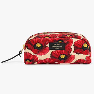 Wouf beauty bag poppy liten