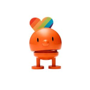 hoptimist rainbow oransje