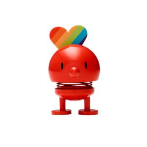 hoptimist rainbow rød