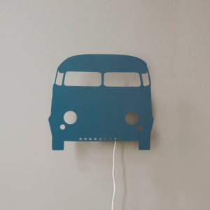 Ferm Living lampe car petrol