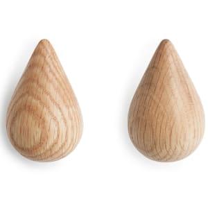 normann copenhagen dropit knagg 2pk natur liten