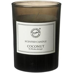 bruka design duftlys smoked coconut