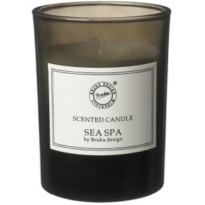 bruka design duftlys smoked sea spa