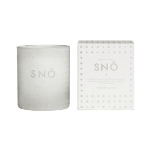 Skandinavisk duftlys Snø