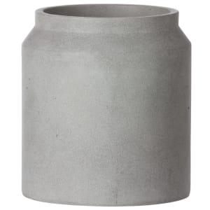 ferm LIVING potte lys grå liten