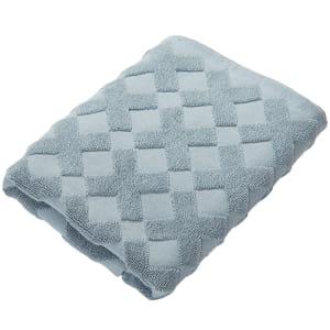 mette ditmer dusjhåndkle cross blå