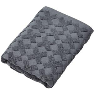 mette ditmer dusjhåndkle cross grå