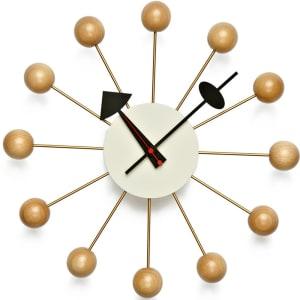 vitra ball clock natural