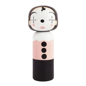 Sketchinc Clown kokeshi dukke