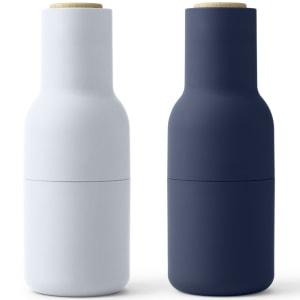 menu kvern bottle grinder classic blue