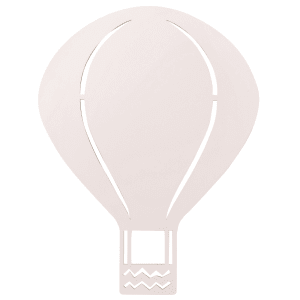 ferm living lampe air balloon rosa