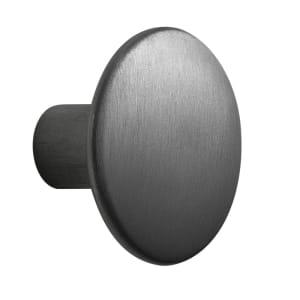 muuto the dots knagg metall Ø3,9 sort