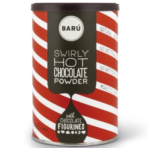 Baru drikkepulver sjokolade