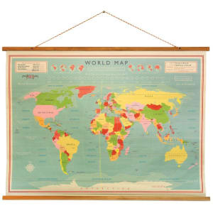 rex international vintage verdenskart