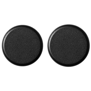 menu knobs 2pk sort