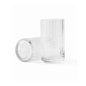 lyngby vase glass 12cm klar