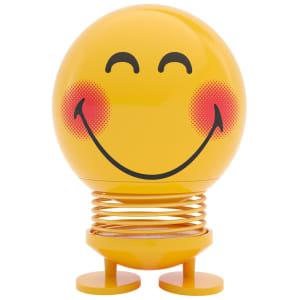 hoptimist smiley blush gul
