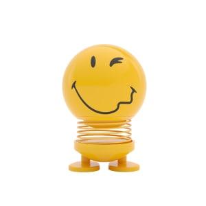 hoptimist baby smiley wink gul