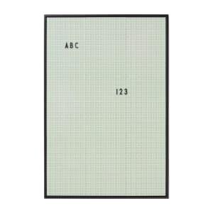 design letters tavle A2 mint