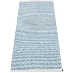 pappelina mono misty blue/ice blue 60x150